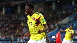 Colombia England Mina