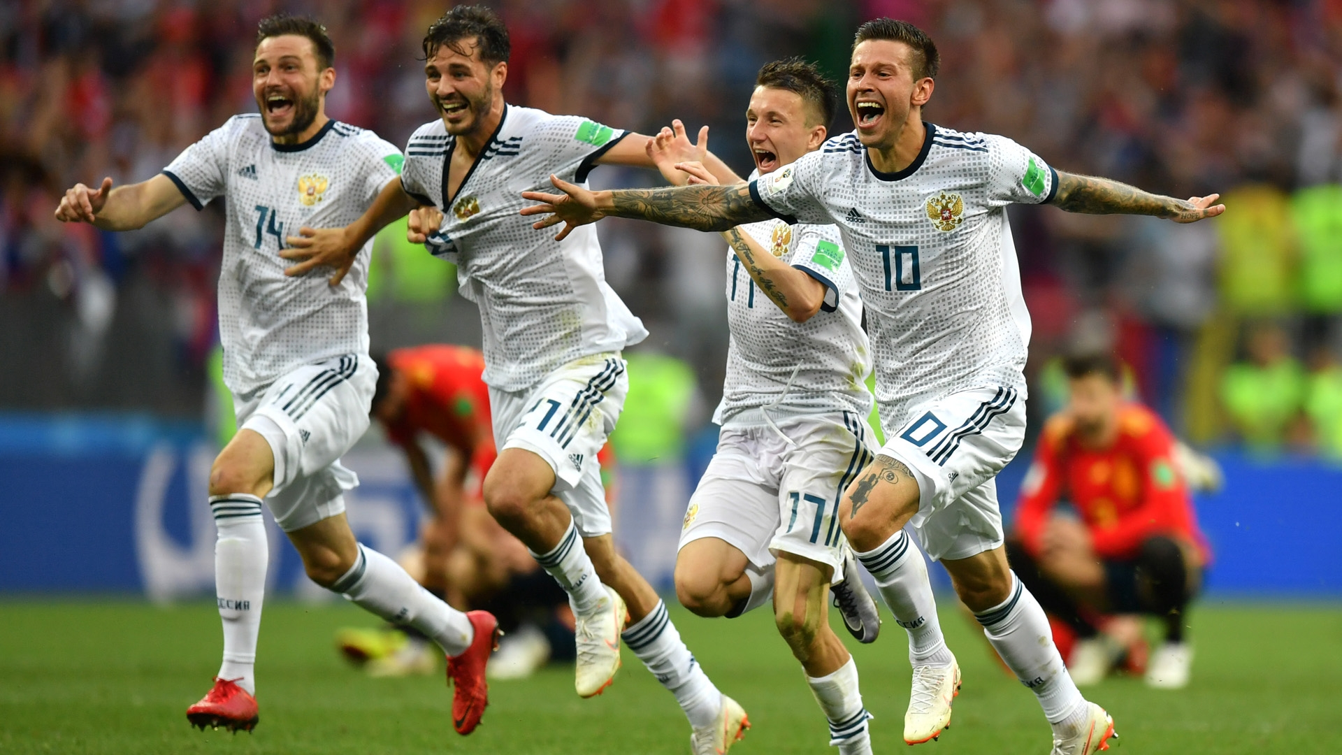Russia Spain 3