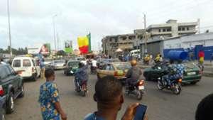 Cotonou city