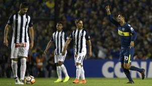 Edwin Cardona Boca Alianza Lima Copa Libertadores 16052018