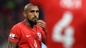 Arturo Vidal Chile Confederations Cup