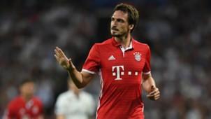 Mats Hummels FC Bayern 18042017