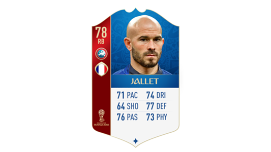 FIFA 18 World Cup France Jaillet