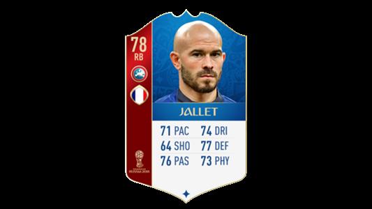 FIFA 18 World Cup France Jaillet