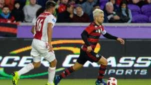 Diego Ajax Flamengo Florida Cup 10012019