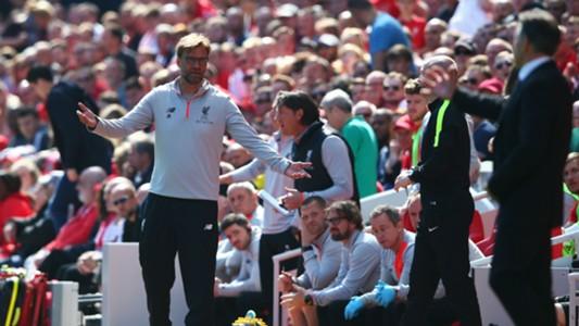 Jurgen Klopp Liverpool Southampton
