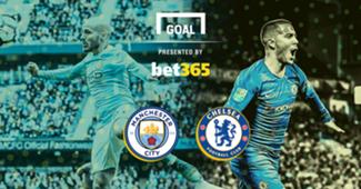 Manchester City v Chelsea Bet365