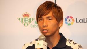 2018-07-12-Real Betis-Takashi Inui