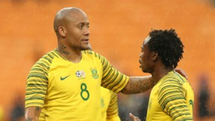 South Africa v Seychelles, October 2018, Dino Ndlovu