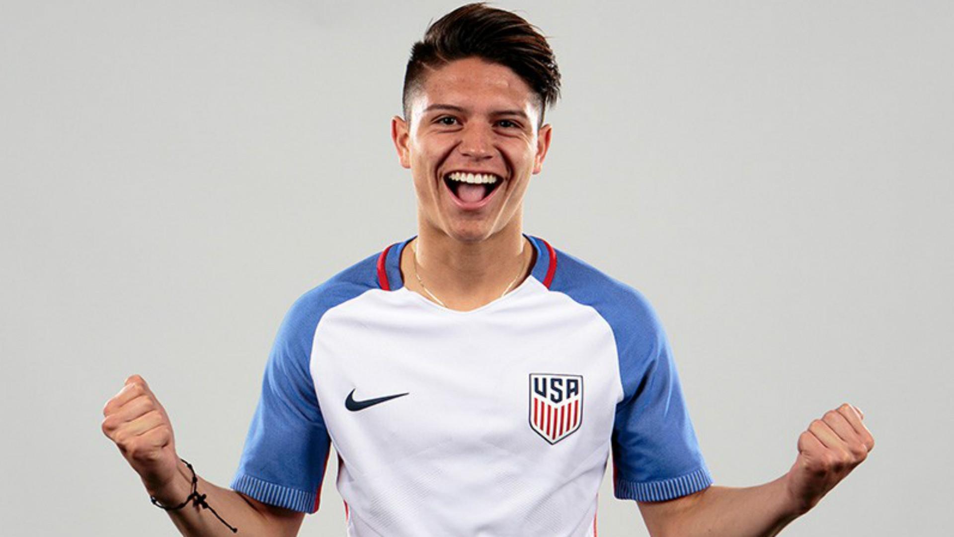 Jonathan Gonzalez USA U20 07042017