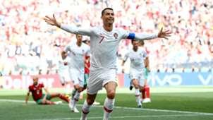 Cristiano Ronaldo Portugal 20062018