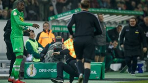 Heiko Herrlich Bayer Leverkusen DFB-Pokal 20122017