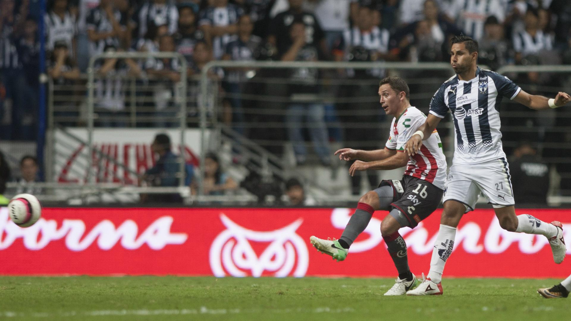 Jorge Benítez Monterrey Apertura 2017