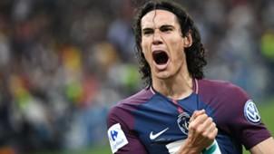 Edinson Cavani PSG Les Herbiers Coupe de France 08052018