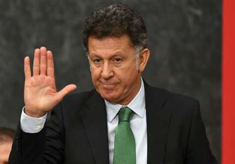 Osorio to leave Mexican national team