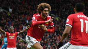 Marouane Fellaini, Man Utd
