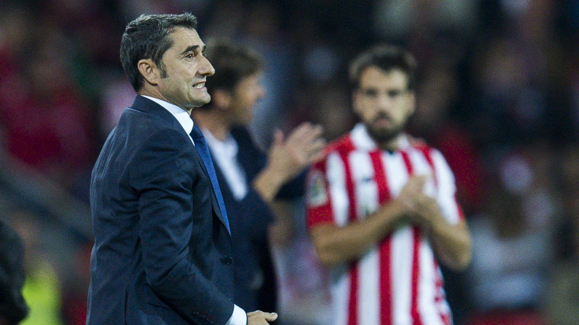 Ernesto Valverde Athletic Bilbao