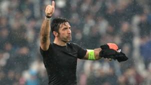 Gianluigi Buffon Juventus Turin 03042018