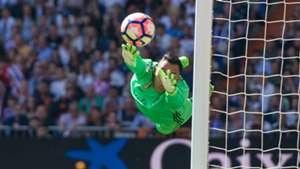 Keylor Navas Real Madrid Atletico Madrid La Liga