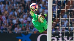 Keylor Navas Real Madrid Atletico Madrid La Liga