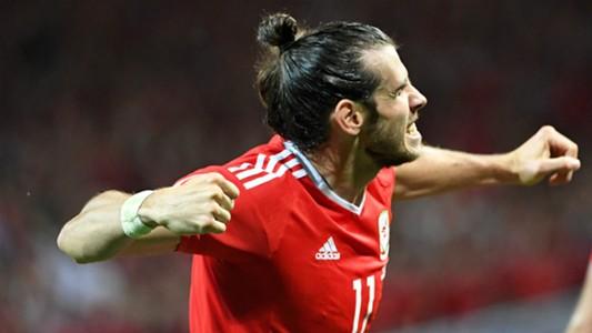 HD Gareth Bale Russia Wales