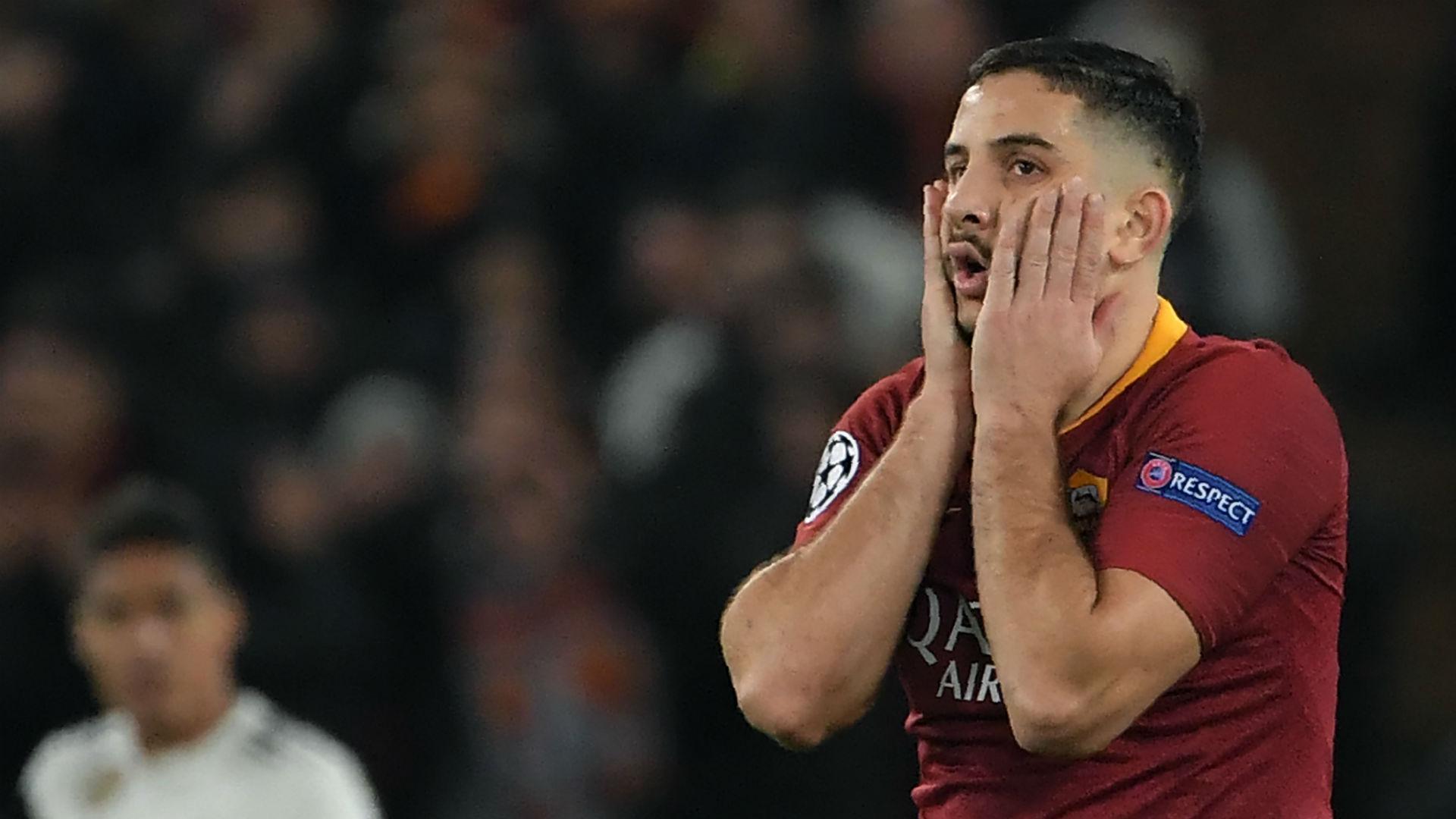 Roma eliminata dal Porto, Manolas furioso: