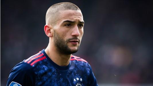 Hakim Ziyech, Sparta - Ajax, Eredivisie 03182018