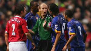 Gary Neville Edu Manchester United Arsenal