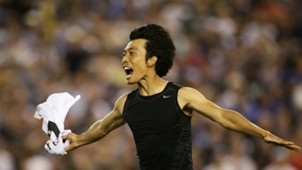 Byun Sung-hwan Melbourne Victory v Sydney FC A-League 20032010
