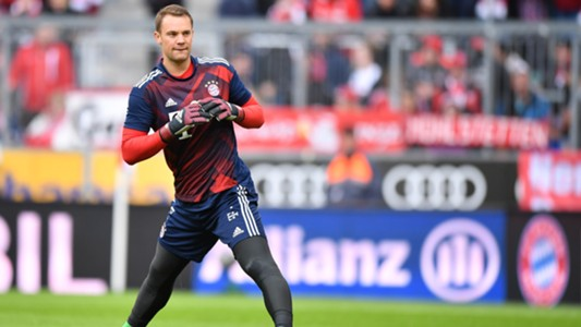 Neuer FC Bayern 15092017