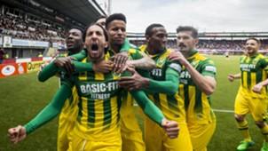 Abdenasser El Khayati, Sparta - ADO, Eredivisie, 23042017