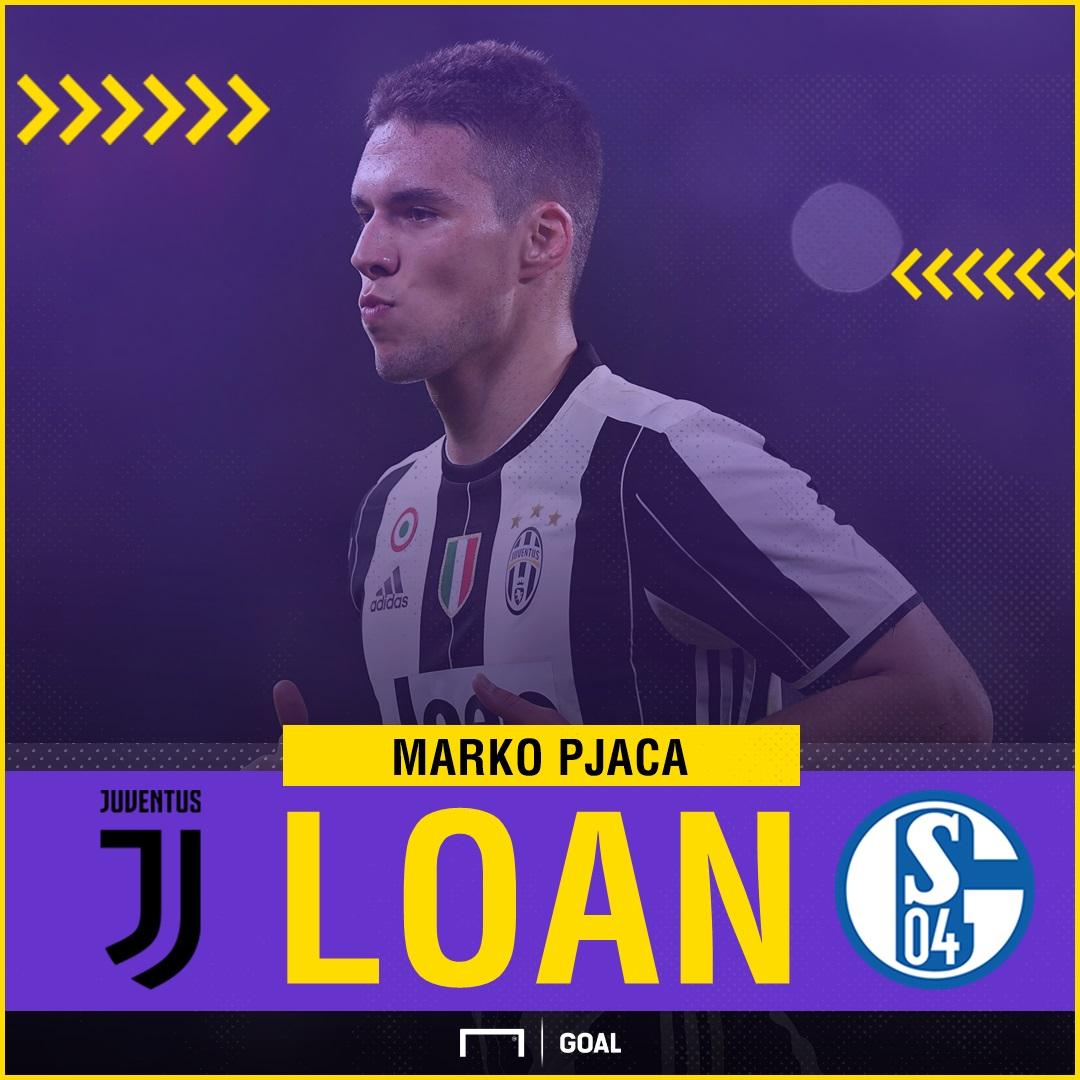 GFX Marko Pjaca Schalke loan