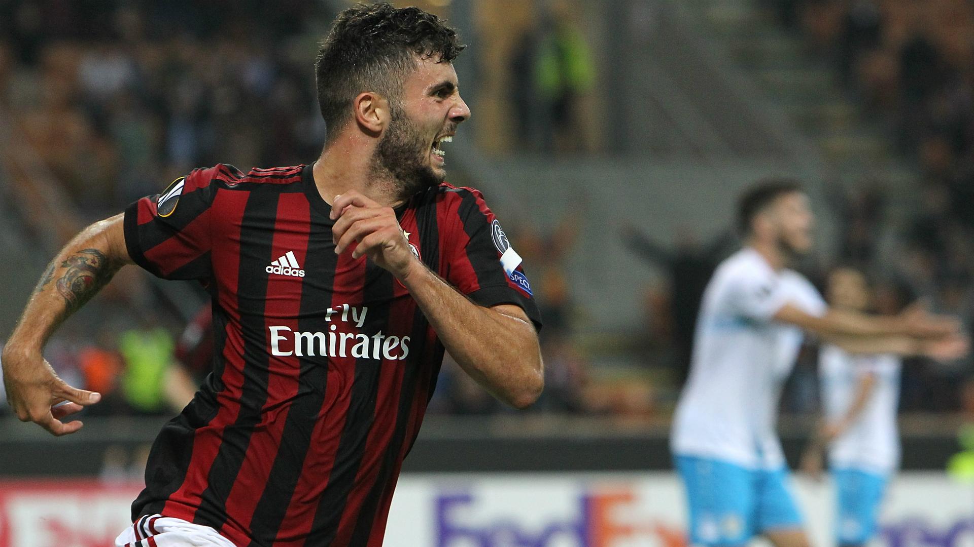Cutrone Milan Rijeka Europa League
