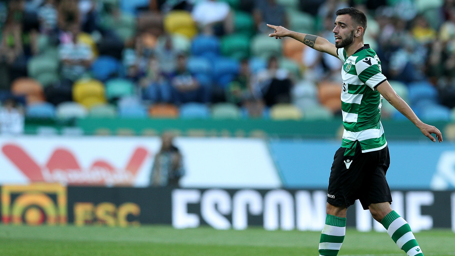 Bruno Fernandes - Sporting