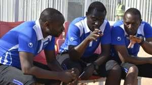Nzoia Sugar coach Nicholas Muyoti