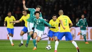 Miranda Daniel Alves I Brasil Alemanha I 27 03 18