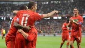 Portugal Nordkorea 2010 WM