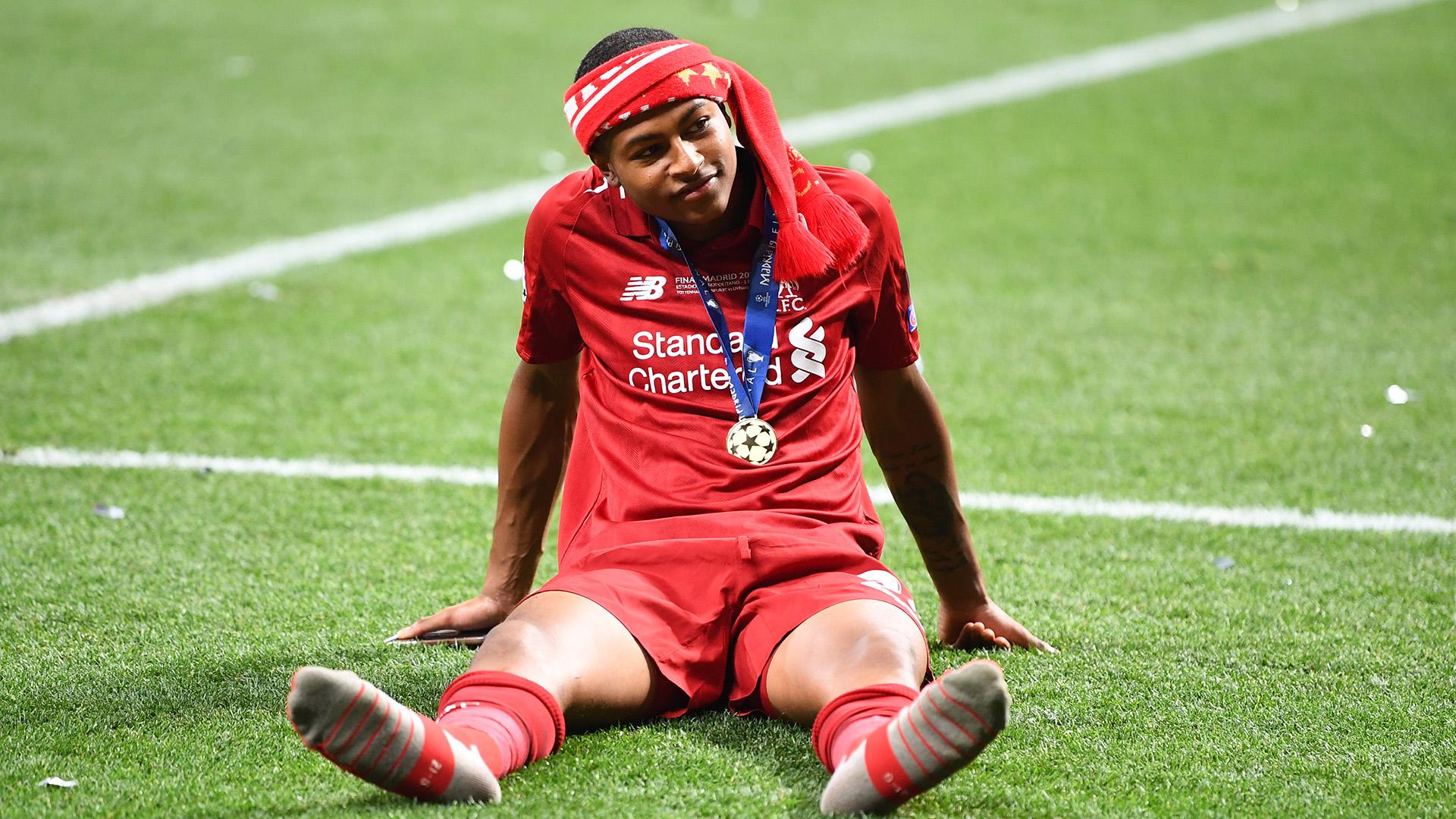 Rhian Brewster Liverpool 2019