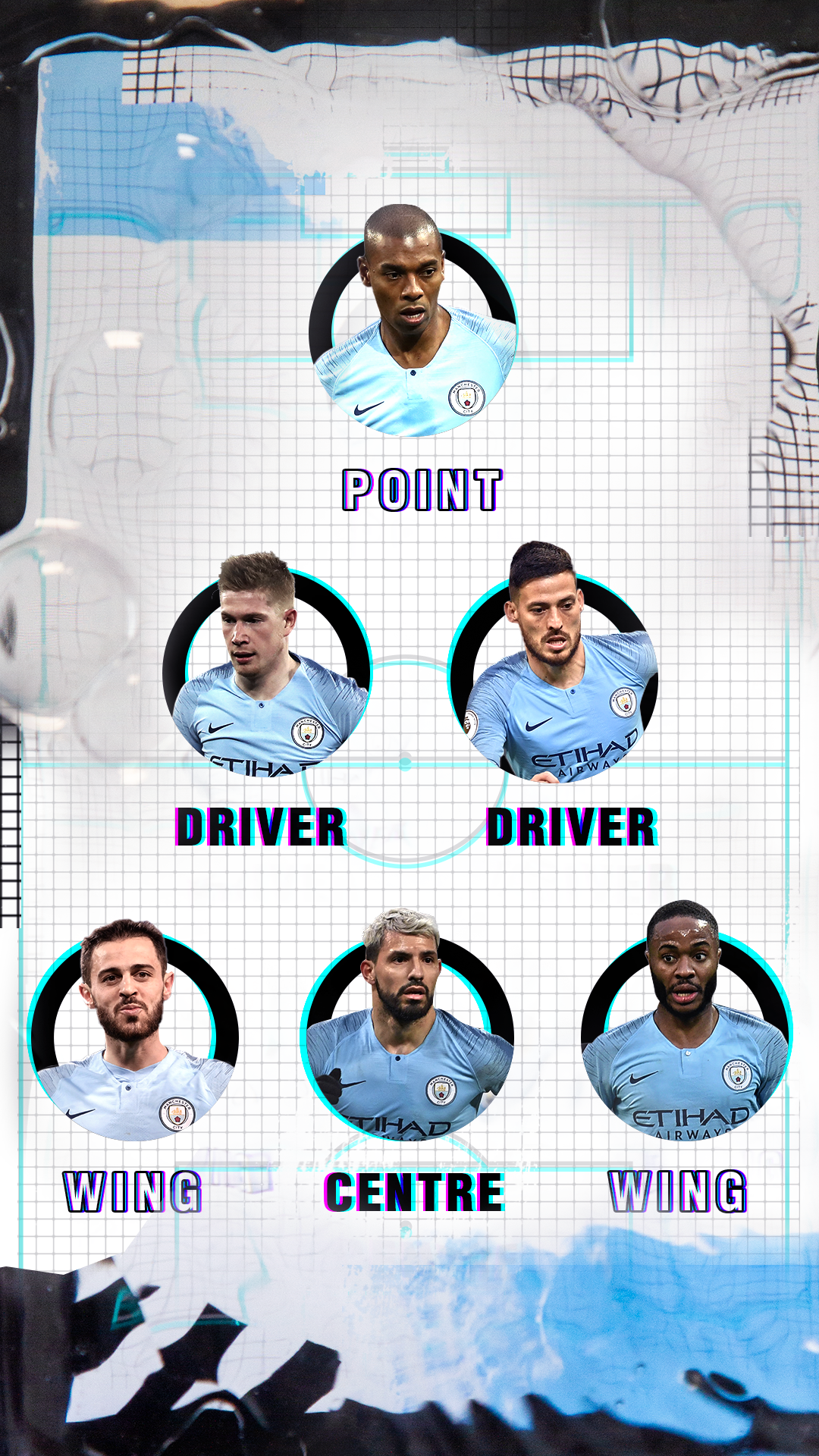 Man City formation GFX 9:16