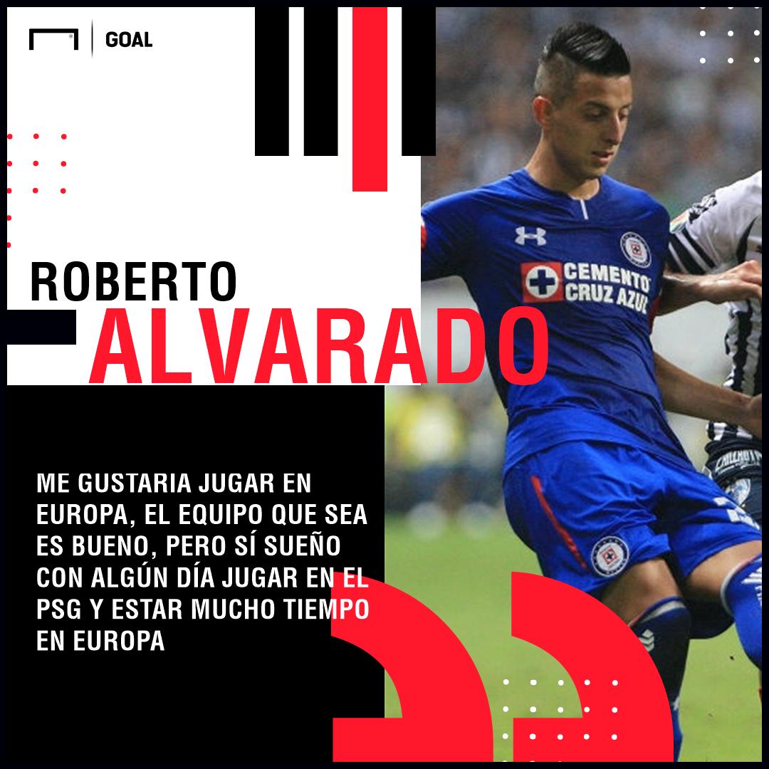 Afiche Roberto Alvarado