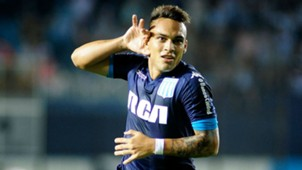Lautaro Martínez Racing Club Huracan Superliga 05022018