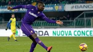 Babacar Chievo Fiorentina Serie A