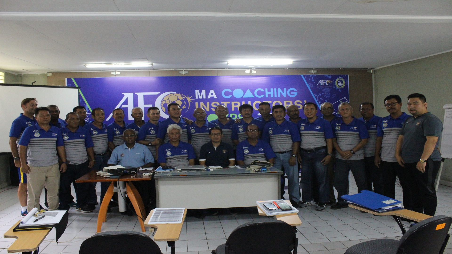 Kursus Instruktur Pelatih 2017