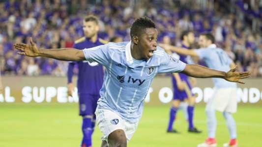 Latif Blessing MLS Sporting KC 05132017