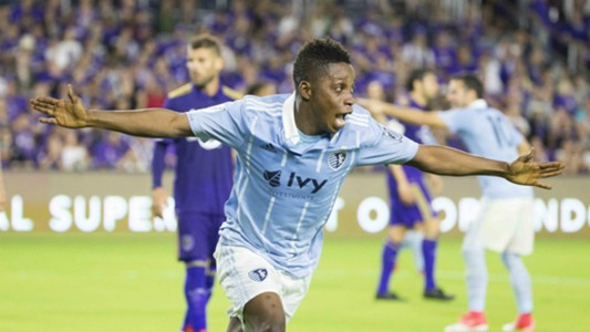 Latif Blessing MLS Sporting KC 05132017