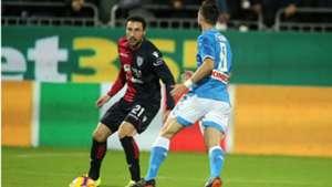 Cagliari Napoli Serie A