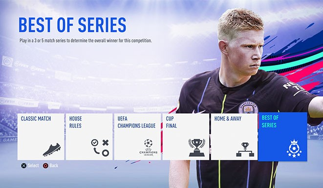 FIFA 19 Kick-Off: Best of Series
