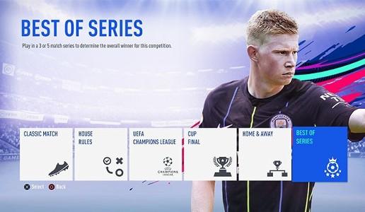 FIFA 19 Kick-Off: Best of Series