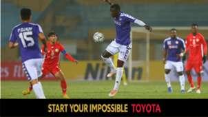 Pape Omar Faye Ha Noi FC Nagaworld AFC Champions League 2019