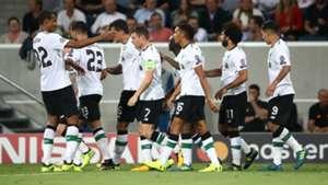 HD Liverpool celebrate v Hoffenheim